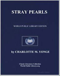 Stray Pearls by Yonge, Charlotte Mary