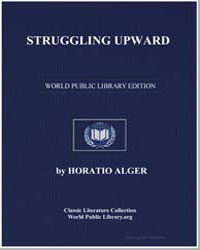 Struggling Upward by Alger, Horatio, Jr.