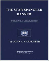 The Star-Spangled Banner by Carpenter, John Alden