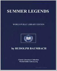 Summer Legends by Baumbach, Rudolph