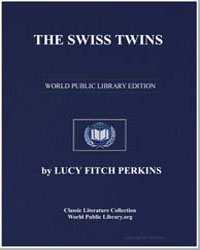 The Swiss Twins by Perkins, Lucy Fitch