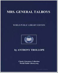 Mrs. General Talboys by Trollope, Anthony