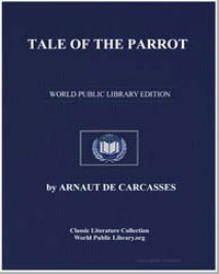 Tale of the Parrot by De Carcasses, Arnaut
