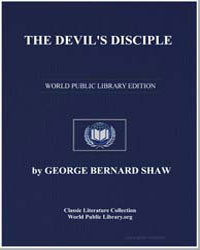 The Devil's Disciple : A Melodrama in Th... by Shaw, George Bernard