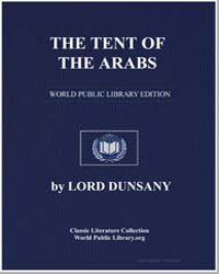 The Tent of the Arabs by Dunsany, Lord
