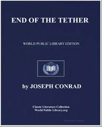End of the Tether by Conrad, Joseph