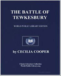 The Battle of Tewkesbury by Cooper, Cecilia