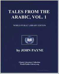 Tales from the Arabic Volume 1 by Payne, John