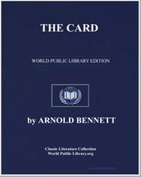 The Card by Bennett, Arnold