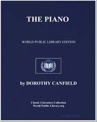 The Piano by Canfield, Dorothy