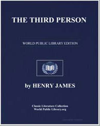 The Third Person by James, Henry