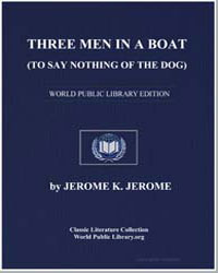 Three Men in a Boat by Klapka, Jerome