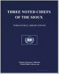 Three Noted Chiefs of the Sioux by Anonymous