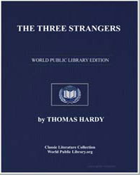 The Three Strangers by Hardy, Thomas