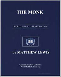 The Monk by Lewis, Matthew Gregory