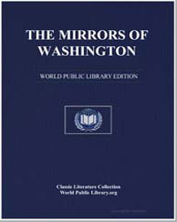 The Mirrors of Washington by Anonymous