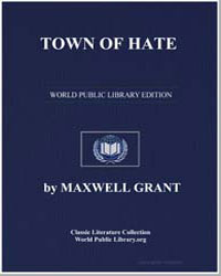 Town of Hate by Grant, Maxwell
