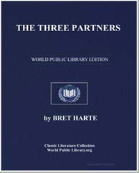 The Three Partners by Harte, Brett