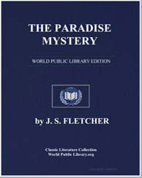 The Paradise Mystery by Fletcher, J. S.