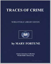 Traces of Crime by Fortune, Mary