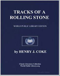 Tracks of a Rolling Stone by Coke, Henry J.