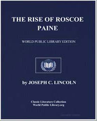 The Rise of Roscoe Paine by Lincoln, Andrew Carey