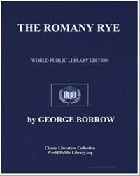 The Romany Rye by Borrow, George