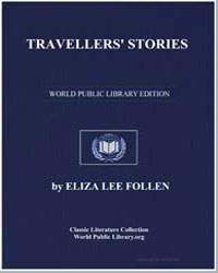 Travellers' Stories by Lee Follen, Eliza