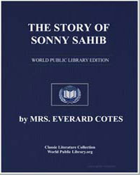 The Story of Sonny Sahib by Cotes, Everard