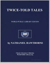 Twice-Told Tales by Hawthorne, Nathaniel
