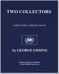 Two Collectors by Gissing, George