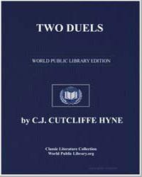Two Duels by Hyne, Charles John Cutcliffe Wright