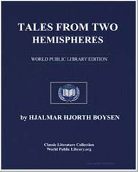 Tales from Two Hemispheres by Boysen, Hjalmar Hjorth