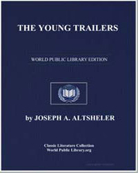 The Young Trailers by Altsheler, Joseph Alexander