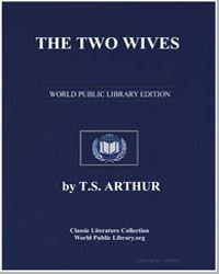 The Two Wives by Arthur, Timothy Shay