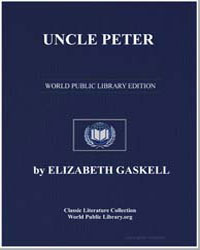 Uncle Peter by Gaskell, Elizabeth Cleghorn