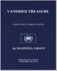 Vanished Treasure by Grant, Maxwell