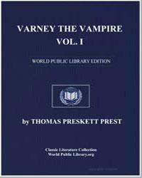 Varney the Vampire; Or, The Feast of Blo... by Prest, Thomas Preskett