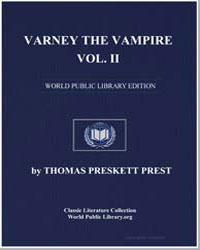 Varney the Vampire; Or, The Feast of Blo... by Prest, Thomas Preskett