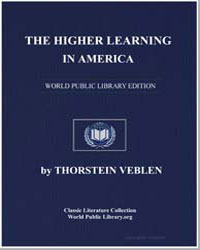 The Higher Learning in America : A Memor... by