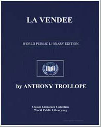 La Vendee by Trollope, Anthony