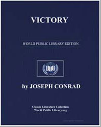 Victory by Conrad, Joseph