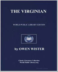 The Virginian by Wister, Owen