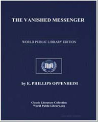 The Vanished Messenger by Oppenheim, Edward Phillips