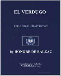 El Verdugo by De Balzac, Honore