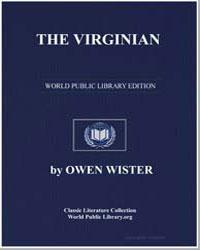 The Virginian by Wister, Owen