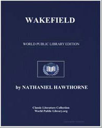 Wakefield by Hawthorne, Nathaniel