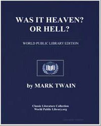 Was It Heaven or Hell by Twain, Mark