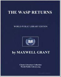 The Wasp Returns by Grant, Maxwell
