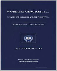 Wanderings Among South Sea Savages and i... by Walker, H. Wilfrid